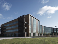 BBC NEWS | UK | England | Disused Northern Rock office sold
