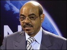 Bbc News Programmes Hardtalk Meles Zenawi