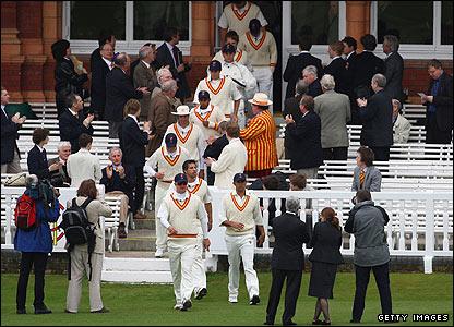 BBC SPORT | Cricket | Counties | MCC v Durham photos