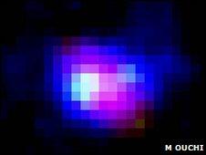 'Space blob' baffles astronomers