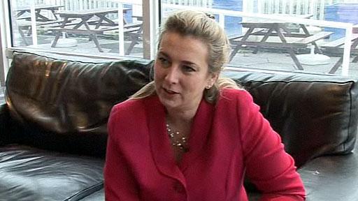 Caroline bbc news reporter transsexual