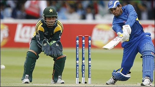 Bbc Sport Cricket Highlights Sri Lanka Overwhelm Pakistan