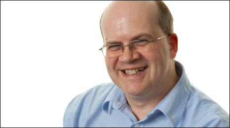 Bbc Oxford Presenter Profile Mark Watson