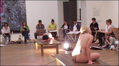 Brown university nude girls