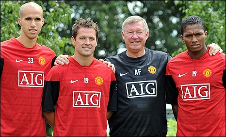Manchester United's new signings