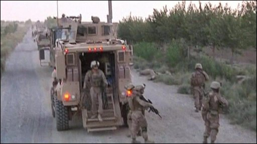 Justifying the war in afghanistan