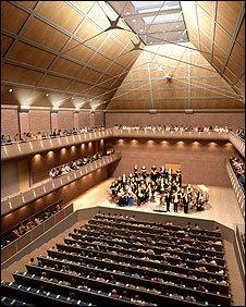 Amphitheater business plan