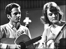 Mike and Peggy Seeger