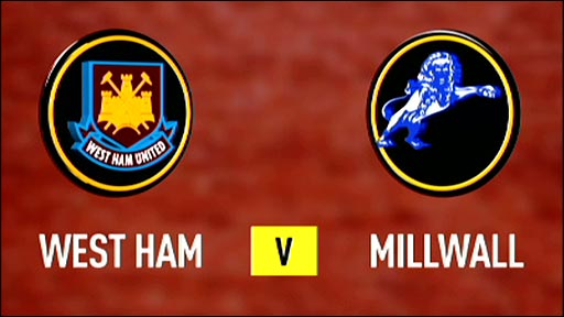 Bbc Sport Football League Cup West Ham 3 1 Millwall