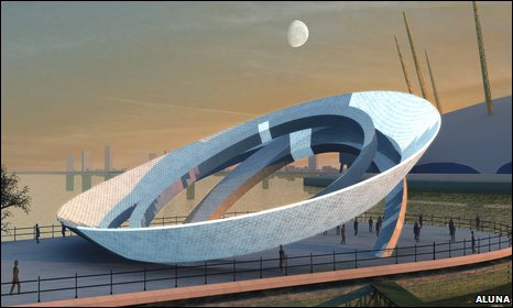 Lunar clock to be built for 2012