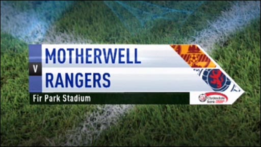 motherwell vs rangers - photo #28