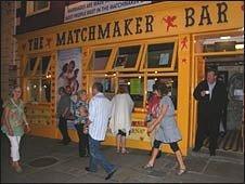 Lisdoonvarna matchmaking bar