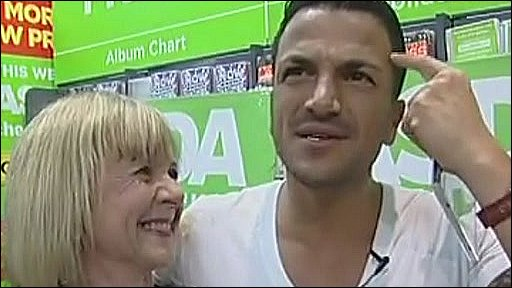 peter andre meet and greet butlins