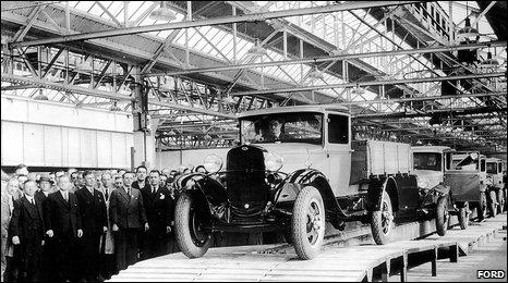Bbc Essex Ford Dagenham S 80 Year History