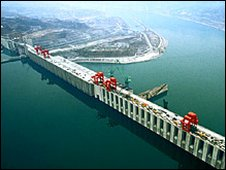 three gorges dam case study bitesize