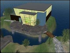 IBM Virtual Green Data Center