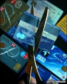 BBC News - Credit card debt cases face showdown