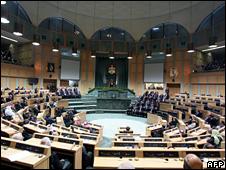 Jordanian parliament (2007)