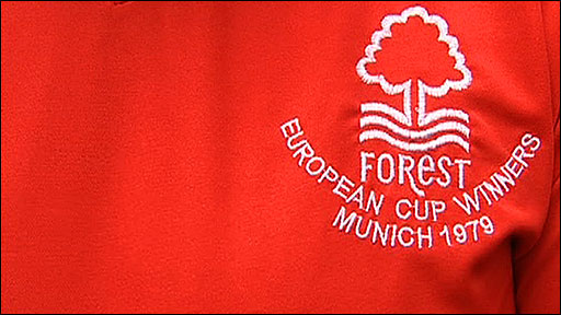 Bbc Sport Football A Potted History Nottingham Forest