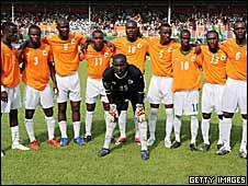 IIvory Coast's national team