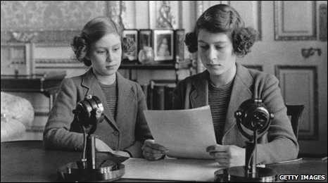 BBC - The first Queen's speech ever broadcast was in Windsor