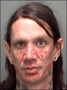 Gregory Oras. Photo provided by the Pinellas County sheriff's office