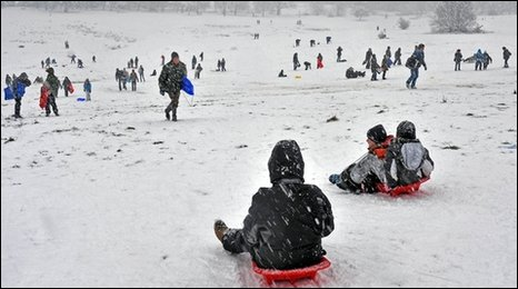 BBC - The Guide: Top Sledging Spots in North Yorkshire