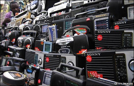 BBC News - Africa - 'dumping ground' for counterfeit goods