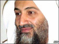 'Bin Laden' blames US for global warming