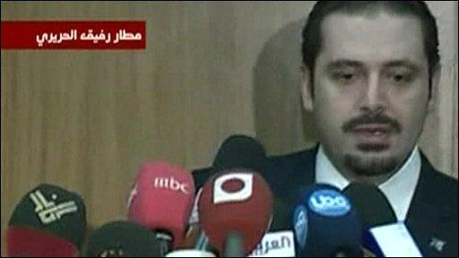 Lebanon official
