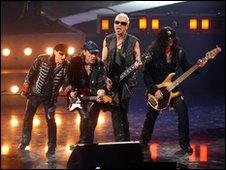 BBC News - German rock band Scorpions retire after five decades