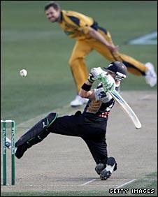 BBC Sport - Cricket - Brendon McCullum stars as New Zealand beat
