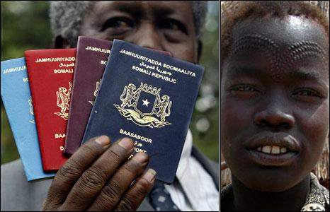BBC News - African viewpoint: Passport lottery