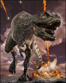 asteroids killed dinosaurs theory - photo #17