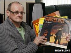 Michael O'Rourke [Pic: Newsline Scotland]
