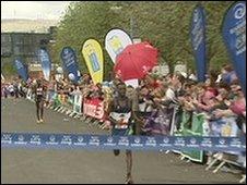 Urga Negewo Wins Belfast marathon