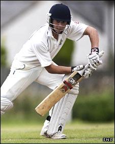 BBC Sport - Cricket - Coleman, 17, given Scotland call
