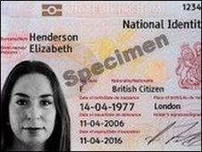 BBC News - Identity cards set to be scrapped