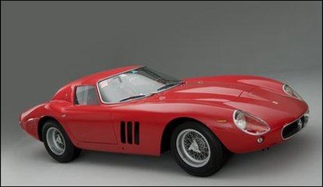 Bbc News Chris Evans 12m Ferrari Is Among World S Rarest Cars