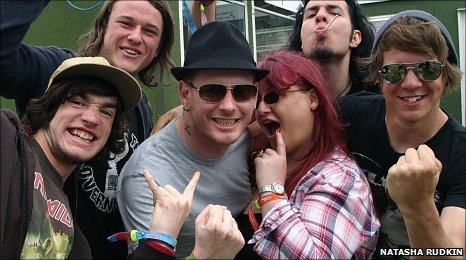 BBC - Review: Download Festival 2010 at Donington Park
