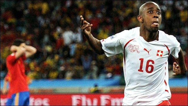 Bbc Sport Football World Cup 2010 Spain 0 1 Switzerland